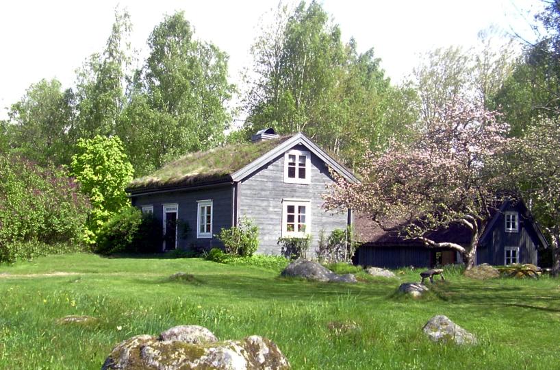 Klasatorpet i Långasjö