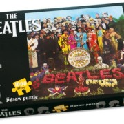 Pussel - Sgt. Pepper's Lonely Hearts Club Band