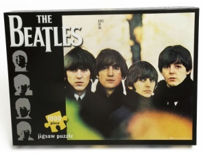 Pussel - Beatles 4 Sale -