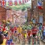 Gibsons Pussel - Le Tour de Yorkshire