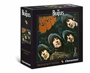 Pussel - Beatles Rubber Soul -