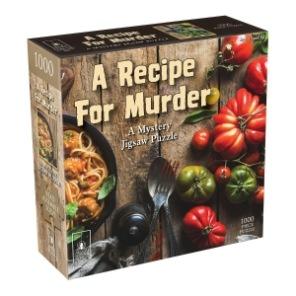 Pussel - A Recipe For Murder -