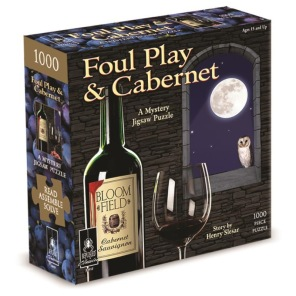 Pussel - Foul Play & Cabernet -