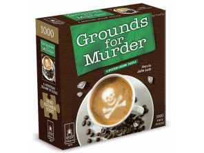 Pussel - Grounds for Murder -