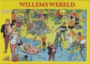 Pussel - Willems Wereld -