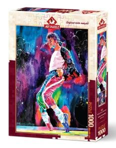 Pussel - Michael Jackson Moonwalk -