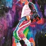 Pussel - Michael Jackson Moonwalk