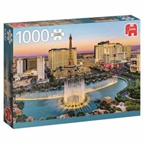 Pussel - Las Vegas -