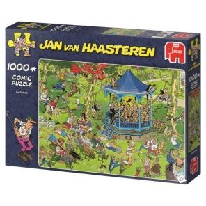 Jan van Haasteren - Bandstand -