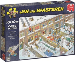 Jan van Haasteren - Chrismas Eve -