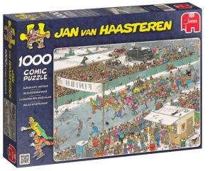 Jan van Haasteren - Eleven City Icetour -