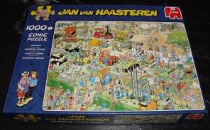 Jan van Haasteren - Farm Visit -