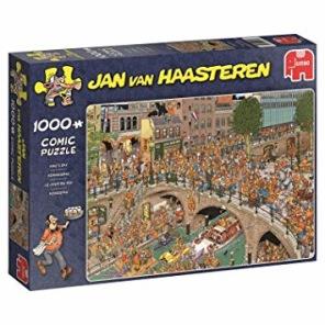Jan van Haasteren - Kings Day -