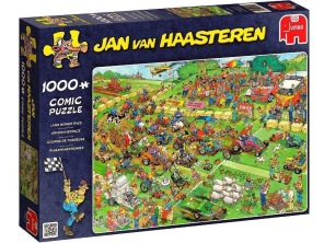 Jan van Haasteren - Lawn Mower Race -