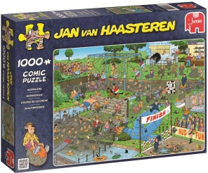 Jan van Haasteren - Mudracer -