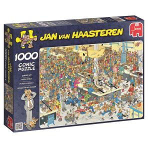 Jan van Haasteren - Queued Up -