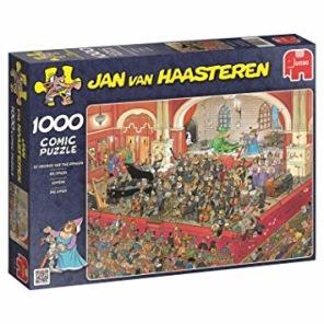 Jan van Haasteren - St. George and the Dragon -