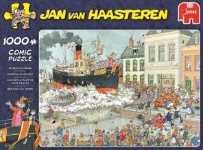 Jan van Haasteren - St. Nicolas Parade -