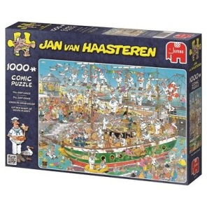 Jan van Haasteren - Tall Ship Chaos -