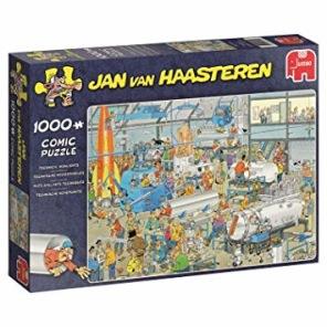 Jan van Haasteren - Technical Highlights -
