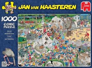 Jan van Haasteren - The Zoo -