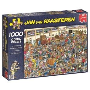 Jan van Haasteren - The Antique Show -