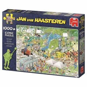Jan van Haasteren - The Film Set -