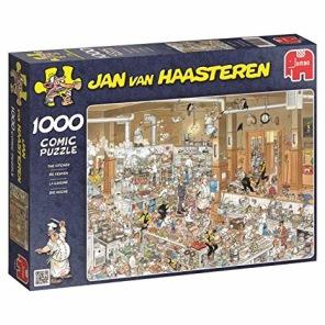Jan van Haasteren - The Kitchen -
