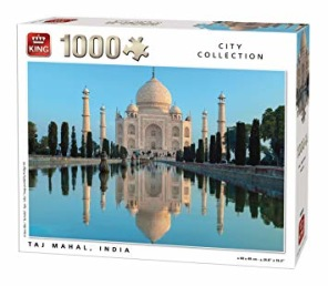 Pussel - Taj Mahal India -