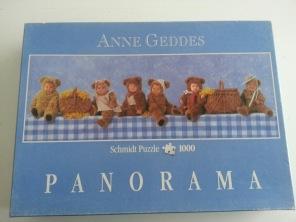 Beg. Pussel - Anne Geddes -