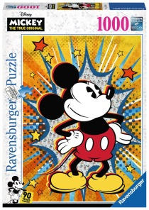 Disney - Mickey the Trou Original -