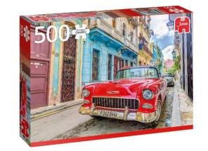 Pussel - Havanna Cuba -