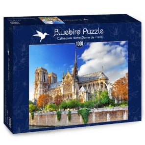 Pussel - Cathedrale Notre Dame -