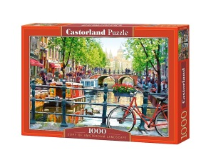 Pussel - Amsterdam i Holland -