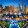 Pussel - Hamnen i Dubai