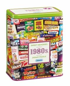 Gibsons Pussel - Sweet Memories 1980s -