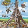 Pussel - Comic Paris