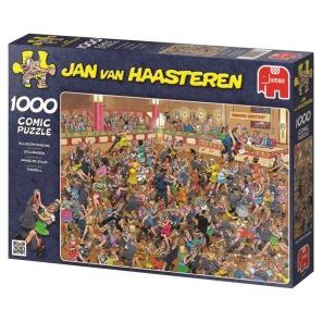 Jan van Haasteren - Ballroom Dancing -