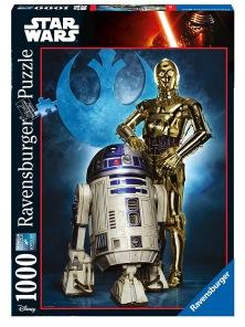 Star Wars - R2-D2 & C-3PO -