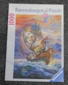 Beg. Pussel - Voyage to Murrlis Sea -