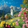 Beg. Pussel - Italien Dolomiten