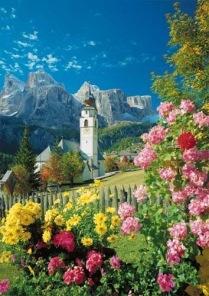 Beg. Pussel - Italien Dolomiten -