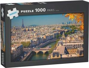 Pussel - Paris Seine -