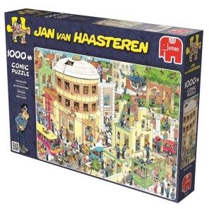 Jan van Haasteren - The Escape -