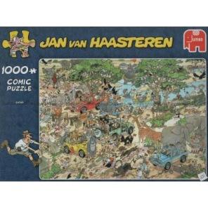 Jan van Haasteren - Safari -