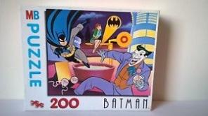 Beg. Pussel - Batman -