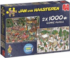 Jan van Haasteren - 2 pussel -
