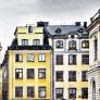 Pussel - Stockholm