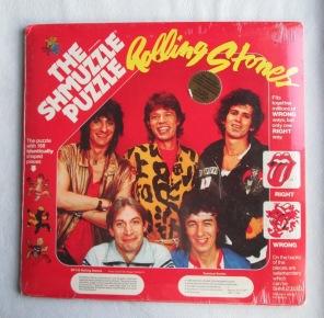Pussel - Rolling Stones -