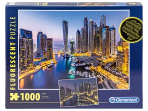 Pussel - Dubai -